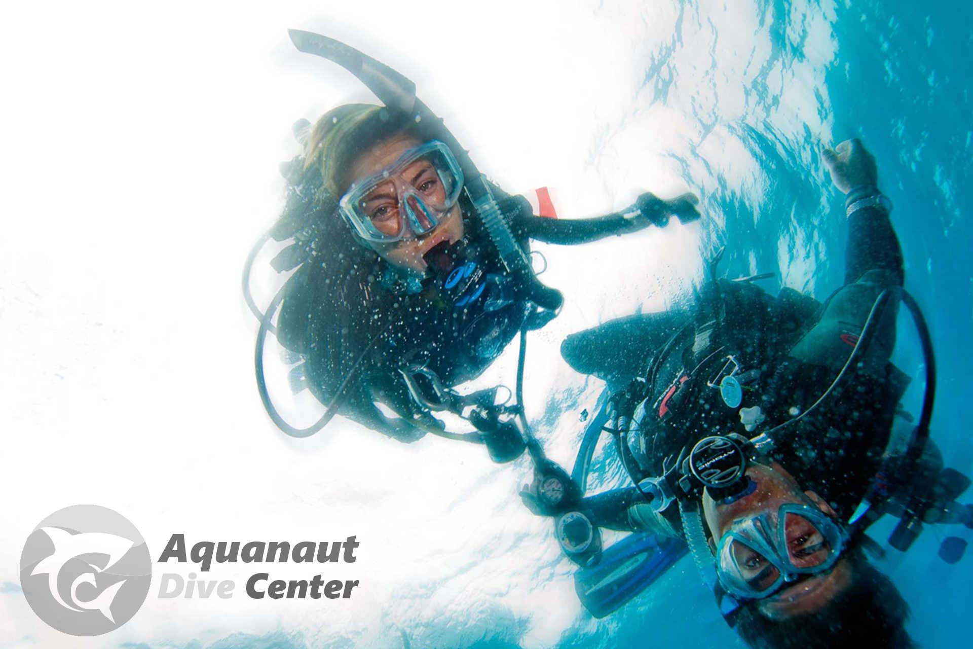 PADI Rescue divers