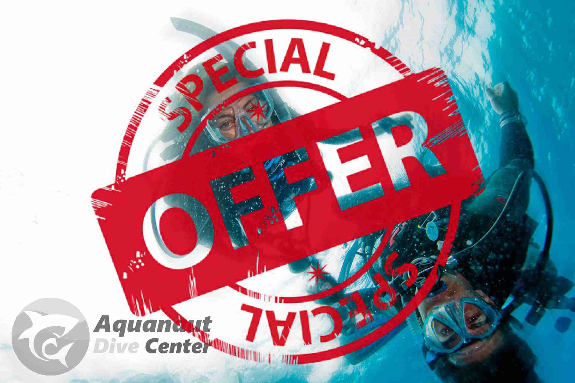 Special Offer PADI Rescue Diver and Emergency First Response