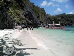 Paradise beach, El Nido, Philippines