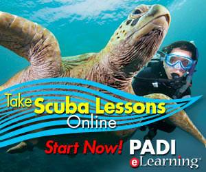 PADI elearning courses