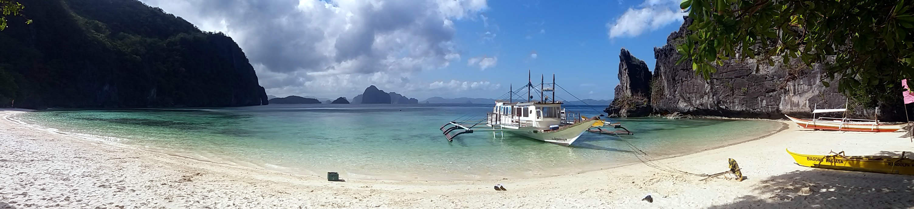 How to get there, El Nido, Philippines