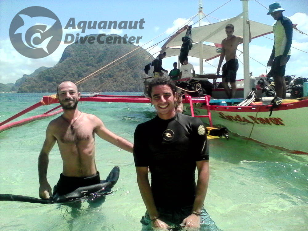 PADI Divemaster Trainee Tom