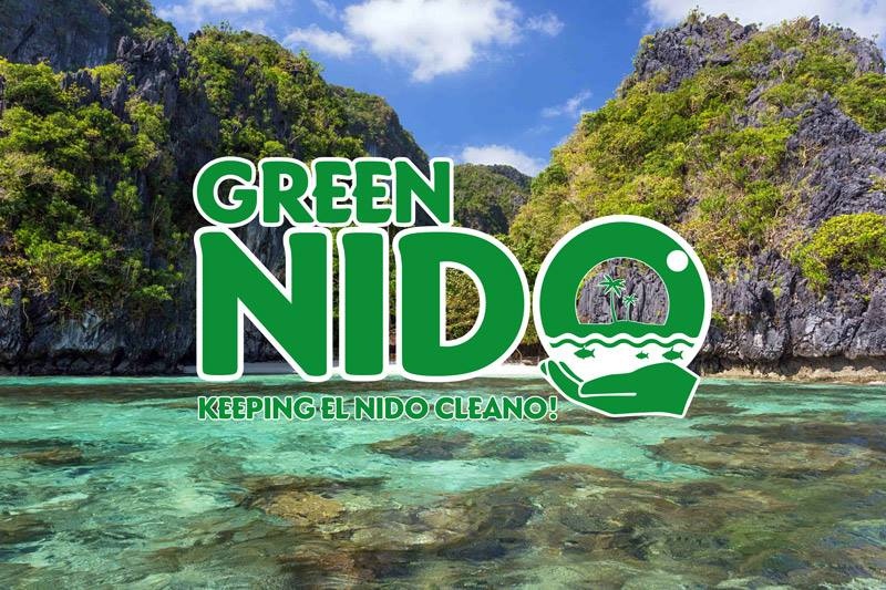 GreenNido Keeping El Nido cleano