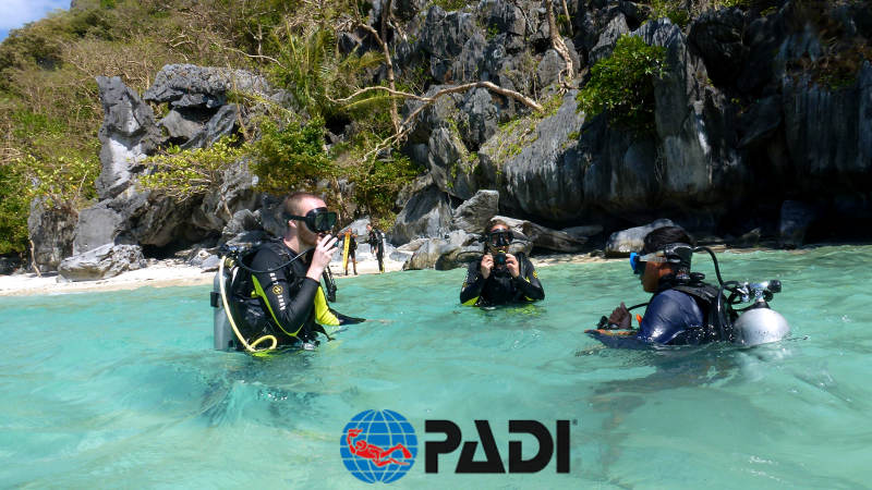 Book now your PADI eLearning Open Water Diver course